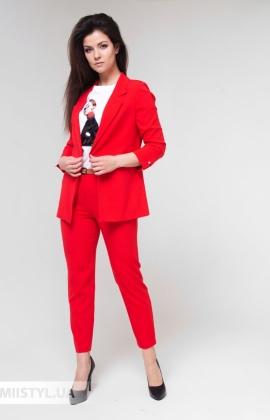 Костюм F&K 15085 Красный