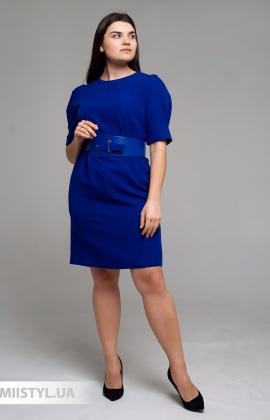 Платье F&K 3441-B Электрик