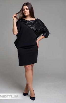 Платье Macca 20WT807B Черный
