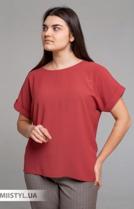 Блуза Pretty Lolita 12684 Каштановый