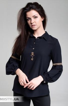Блуза Rosemaria 4391 Черный