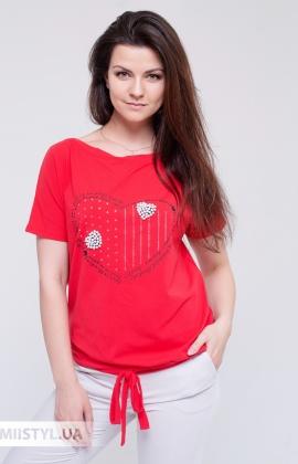 Футболка Giocco 5721 Красный