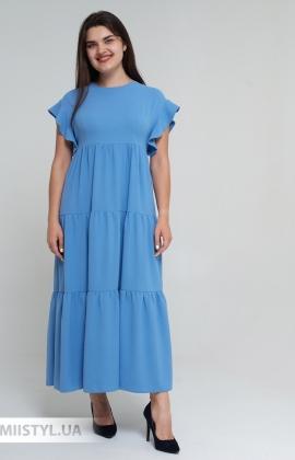 Платье Nikolo Polini 3098 Голубой