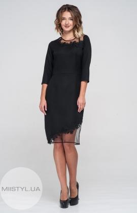 Платье Lafilazzi 3483 Черный