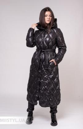 Пальто Maddis Дания Черный