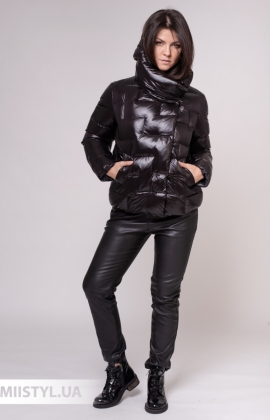 Куртка Maddis Надин Черный