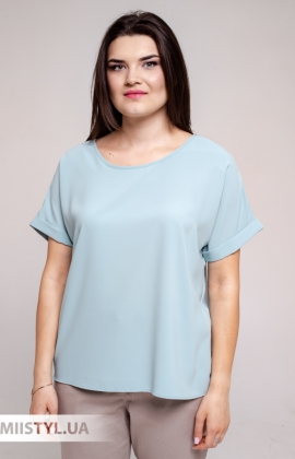 Блуза Pretty Lolita 12672 Мятный