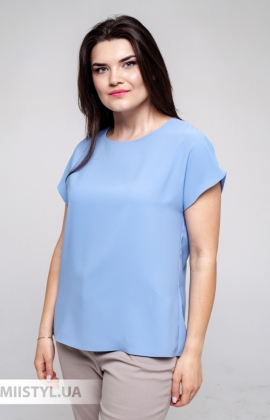 Блуза Merkur 0296038 Голубой