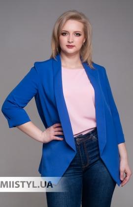 Жакет F&K 5186 Синий