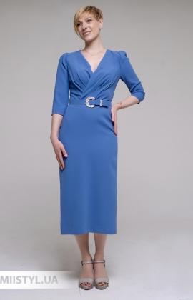 Платье DZYN 8103 Индиго
