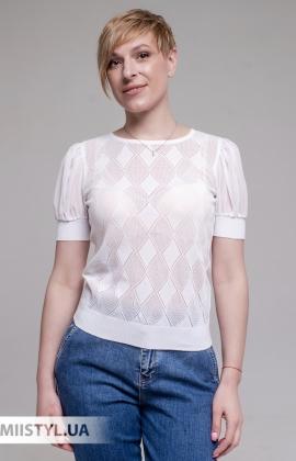 Блуза U7 5856 Белый