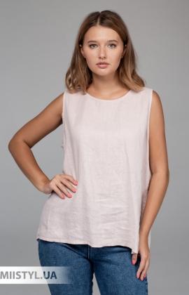 Блуза Zelante 3959 Пудра