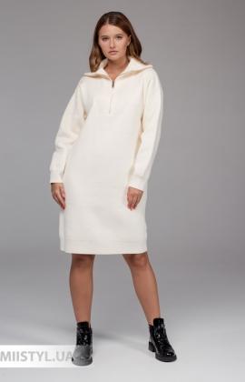 Платье Lara 2110 Молочный