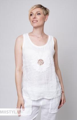 Майка Miss Cocco 1109K/1 Белый