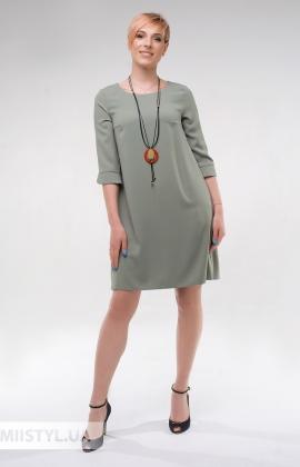 Платье Lady Morgana 5072 Хаки