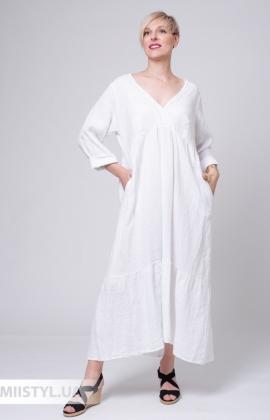 Платье Zelante 5646 Белый