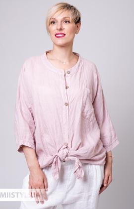 Блуза Zelante 1592 Пудра