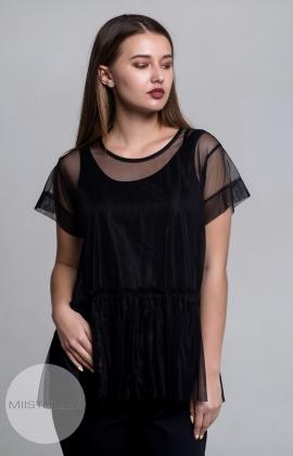 Блуза Rinascimento GFC0092201003 Черный
