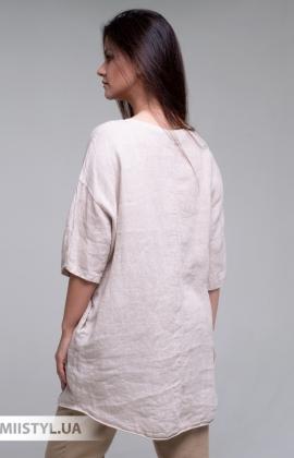 Туника Fashion 1676 Бежевый