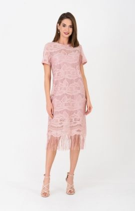Платье RM1942-1-19VC Розовый