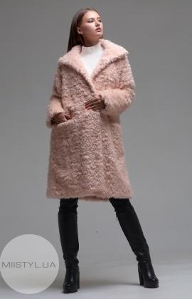 Пальто Barbara Aluisi 02AI19 Пудра
