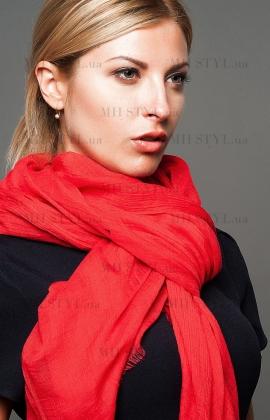 Шарф Lili 2015-3 красный